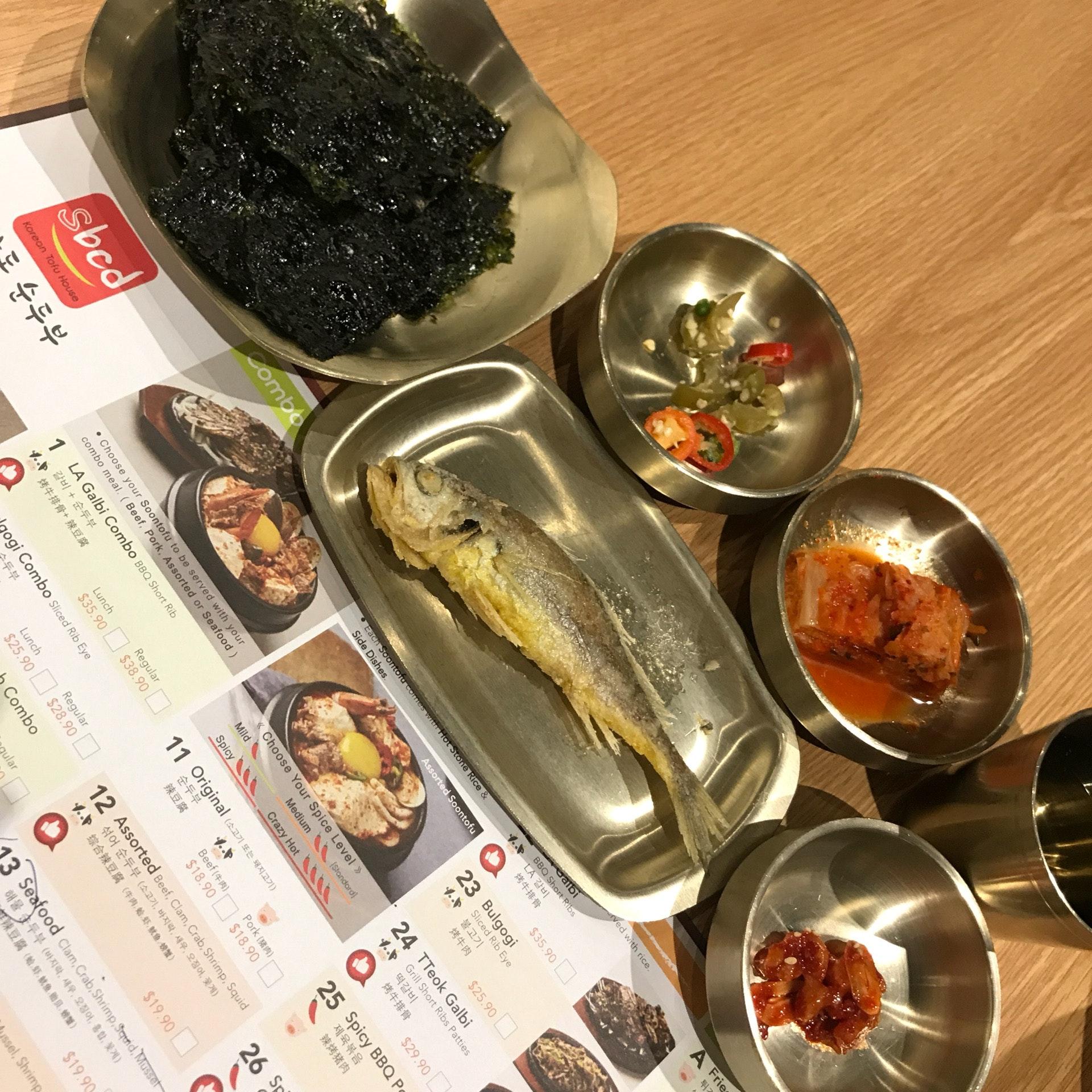Korean Eats
