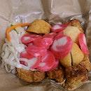 30 August 2014 - Ngor Heong (五香) #foodie #food #foodporn #foodcoma #sg #Singapore #Yummy