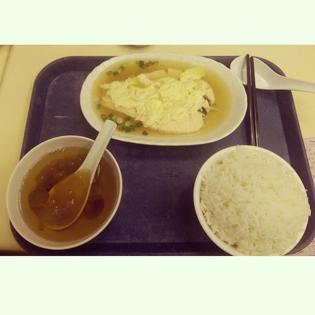 18 September 2014 - Norway Salmon Fish with Japanese Sauce and rice at $6.95 #foodie #food #foodporn #foodcoma #lunch #cheapandgood #yummy #sg #Singapore