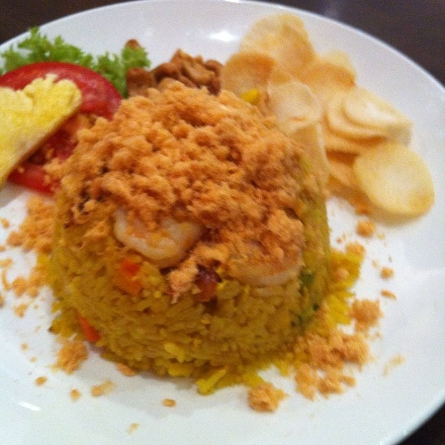 Pineapple Rice - Absolute Thai