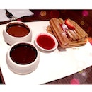 At Max Brenner, you cannot go without having this!