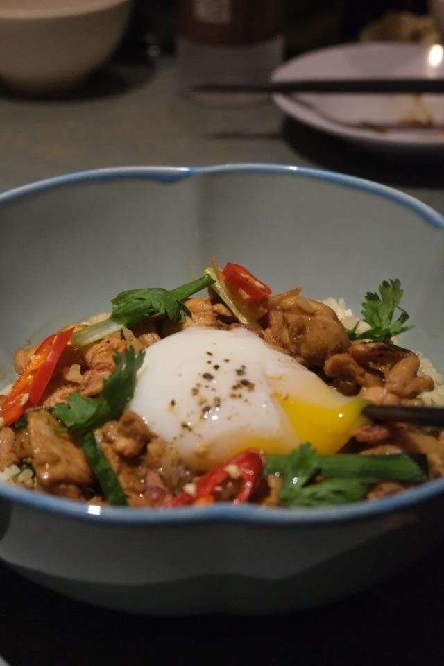 Com Gà Xào Xa Ot / Lemongrass-Chili Chicken ($9.90)