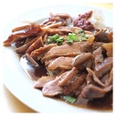 I'm not usually a duck rice person, I'd usually choose chicken or charsiew rice over duck any day!