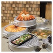 Gather your troops on this rainy day to indulge in some seafood & hot piping steamboat!