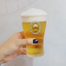 Kirin Frozen Beer Apple ($8 for 260ml / $14 for 520ml)