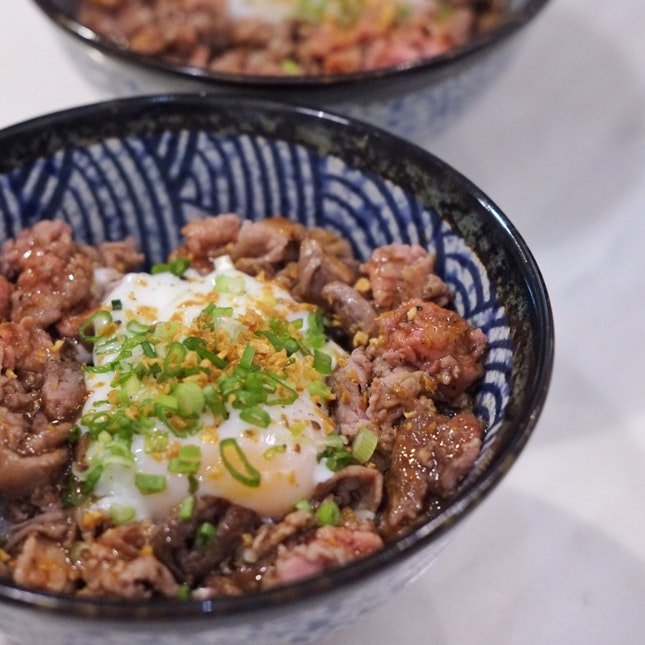 Signature Truffle Wagyu Don ($12.90/$21.90)