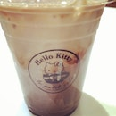 Hello Kitty Ice Mocha