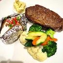 The Sirloin Steak