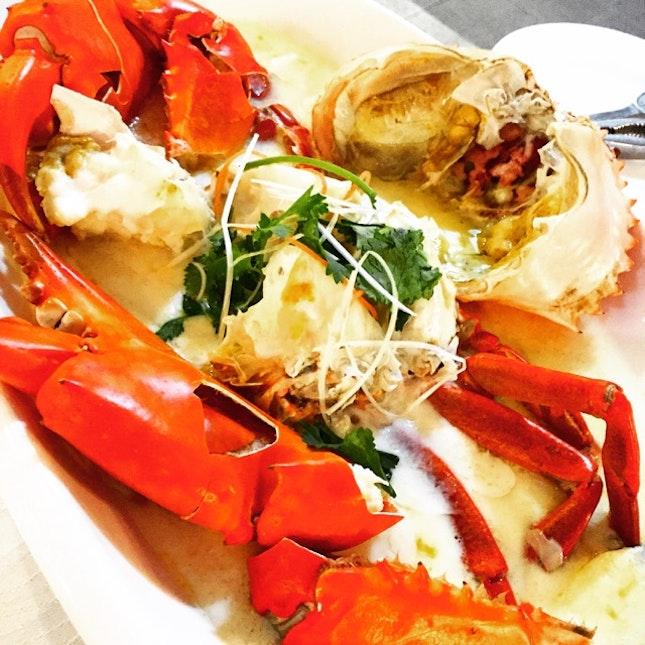 The Chinese Wine Crab