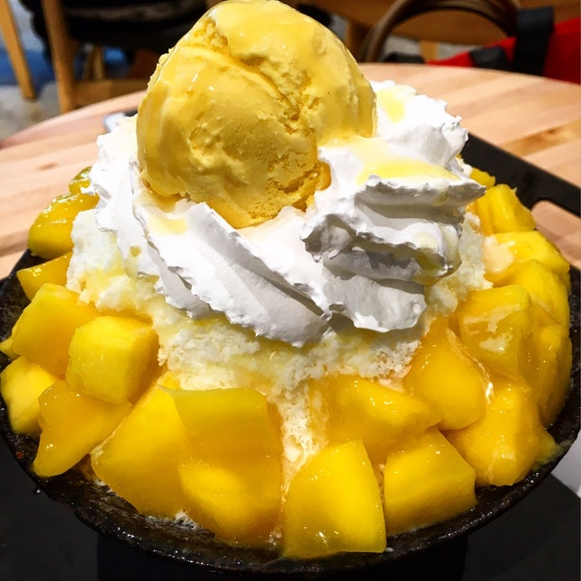 Mango Bingsoo
