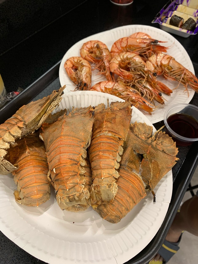 Seafood In The House!
