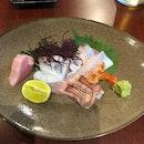 Omakase: Sashimi Platter