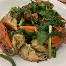White Pepper Crabs