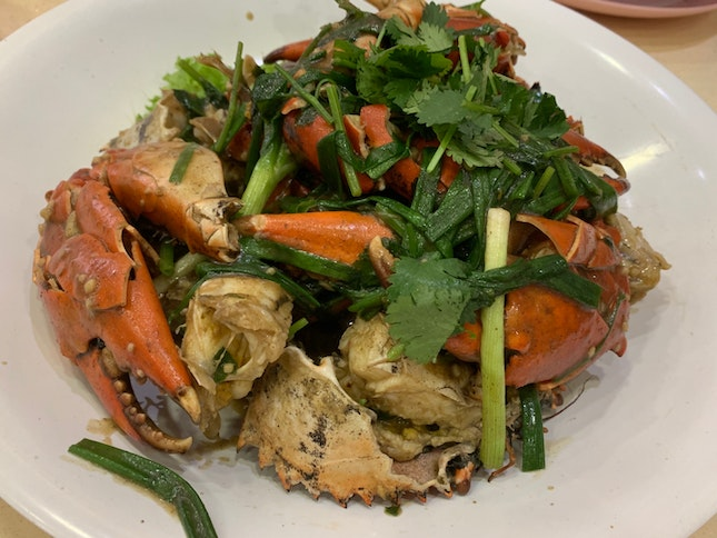 White Pepper Crabs