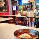 Comfort Korean food in the Tg Pagar heartland.