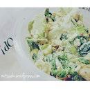 Without a doubt, Saladstop has the best Caesar Salad (Hail Caesar - S$11) in Singapore(: #caesarsalad #saladstop ☆☆ Blog updated btw: www.mitsueki.wordpress.com ☆☆