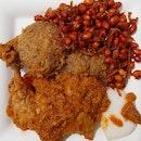 Chicken Rendang Set ($9)
