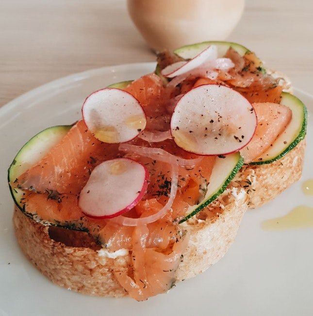 Classic Salmon ($10)