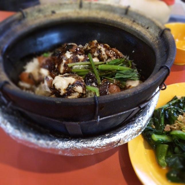 Yuan Yuan Claypot Rice