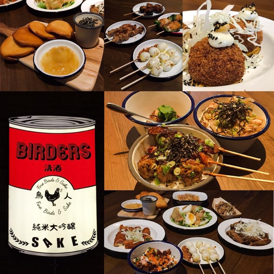 New Yakitori & Sake Bar at Tras Street