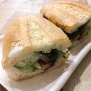 Pork Chop Banh Mi