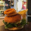 6oz Homemade Burger