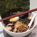 Tonkotsu Black Garlic Ramen
