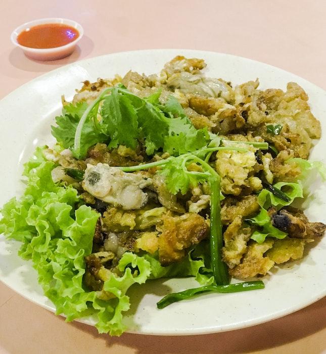 Chong Pang Market Food Centre