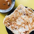Plain Paratha, Onion Paratha