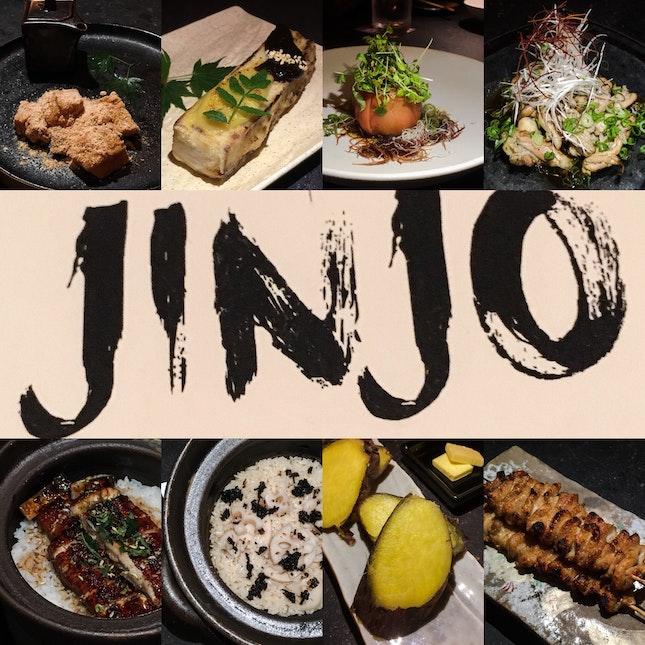 Burpple Tastemaker Eatup at Jinjo (26/05/2018)