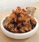 Karaage Chicken with B&B Curry Sauce