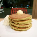Matcha Mille Feuille Pancakes [$8.90++ for 4 pcs]