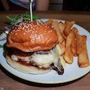 Lobster Burger [$68++]