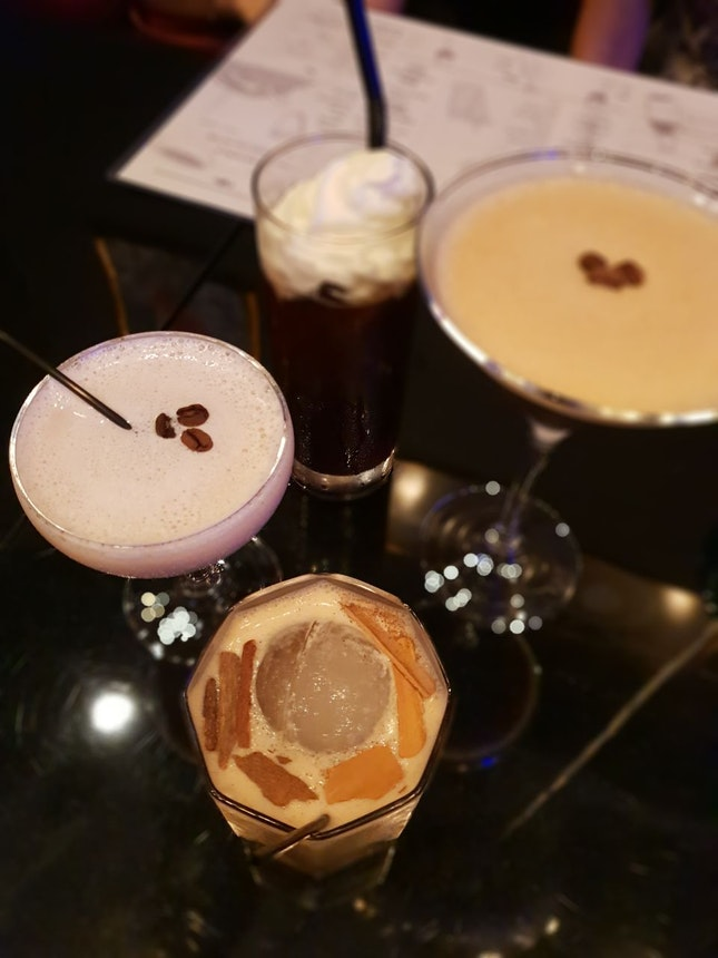 Cocktails With Coffee