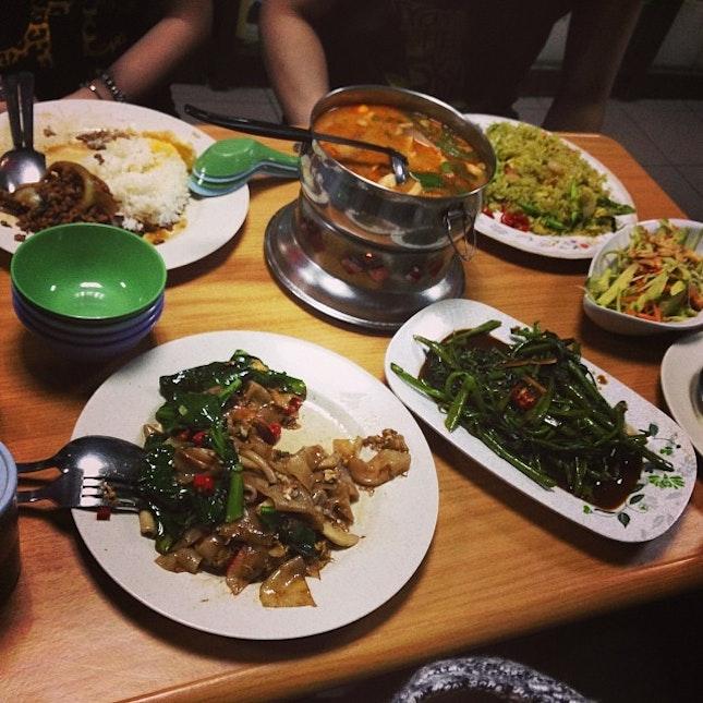 Orchard Tower Thai Food Korat