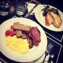Breakfast with @markelim  #food #foodporn #yum #instafood #TagsForLikes #yummy #amazing #instagood #photooftheday #eggs #sandwich #paul #breakfast #fresh #tasty #foodie #delish #delicious #eating #foodpic #foodpics #eat #hungry #foodgasm #hot #foods