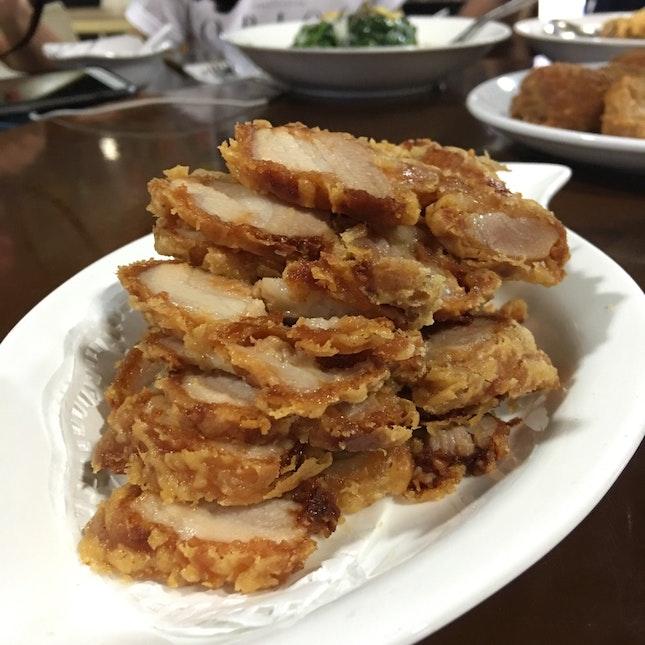 Garlic Nan Ru Pork ($13)