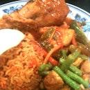 Veg Rice @ Ramah Sayang
