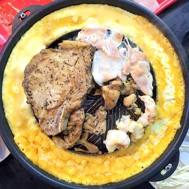 Jackpot K Seafood & Cheese BBQ Buffet [$37.90/pax]