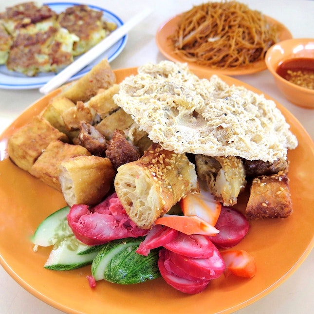 Wu Xiang / Chinese Rojak [Price Varies]