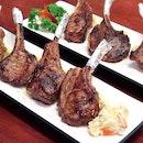 BBQ Lamb Chop [$6.90]