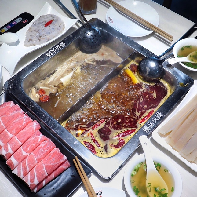 Upin Hot Pot [Price Varies]