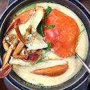 Crab Beehoon Soup [Price Varies]