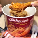 6-pc Chickenjoy Bucket [$16.50]