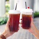 Nuomi Hong/Sweet Glutinous Rice Tea [$2.50 for Medium]