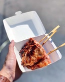 Grilled Pork Skewers [3 for $5]