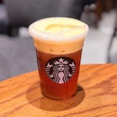 Mango Passion Fruit Cold Foam Iced Shaken Black Tea [$6.30 for Grande]