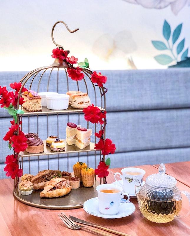 Abundance High Tea Set [$70.90]