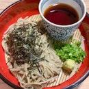 Moroheiya Soba - Cold Moroheiya Flavoured Soba [$10]