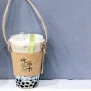 Dong Ding Oolong Milk Tea w Pearls 冻顶乌龙鲜奶 [$4.70 + $0.50]